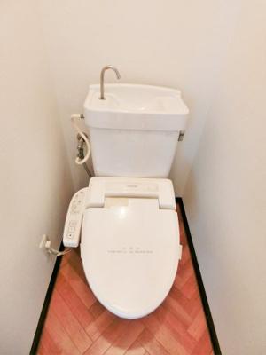 【トイレ】第二あそうコーポ