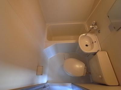 【浴室】プレアール鴻池