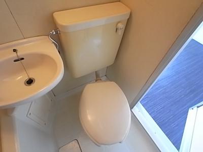 【トイレ】プレアール鴻池