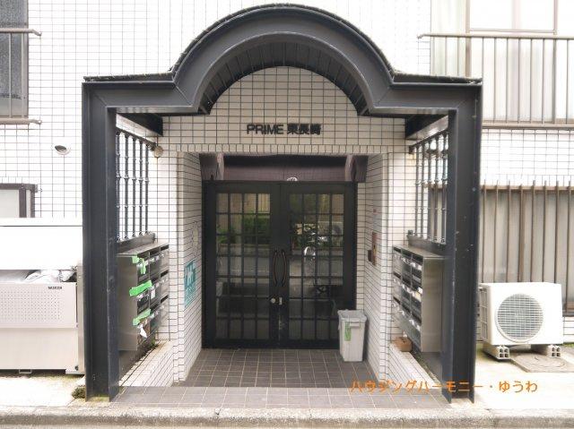 【エントランス】プライム東長崎