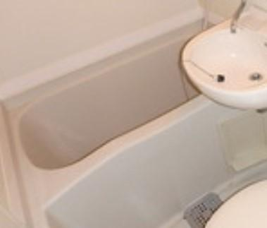 【浴室】レオパレス中野第5