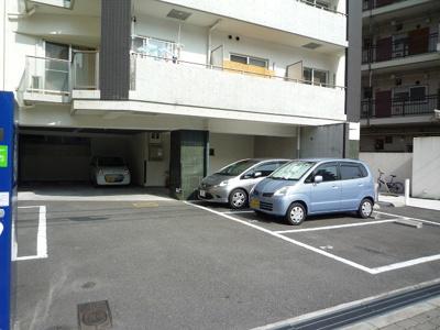 【駐車場】フレアコート新大阪