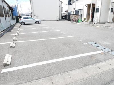 【駐車場】メゾンド神野A