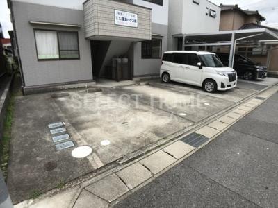 【駐車場】東海ハイツ矢作