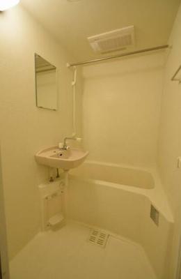 【浴室】ピエ・デ・トロンシェ