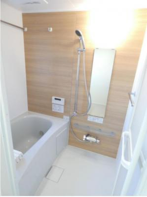 【浴室】シャトウ杏