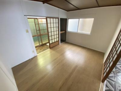 【寝室】加納7丁目テラスハウス