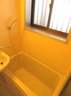 【浴室】ロッジ国立