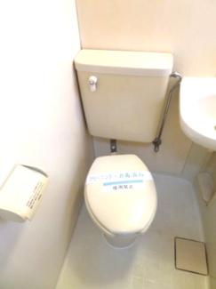 【トイレ】ロッジ国立