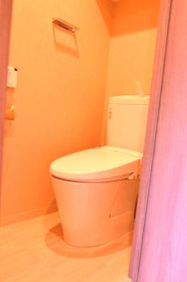 【トイレ】エステムプラザ池袋立教通り