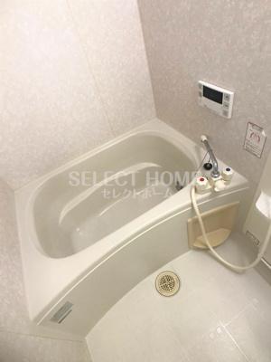 【浴室】レジデンス翼A棟