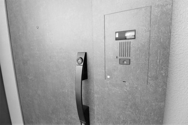 【共用施設】コリドー(建物の各部をつなぐ回廊)