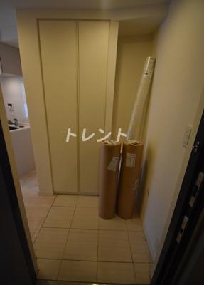 【玄関】パークアビタシオン麻布十番