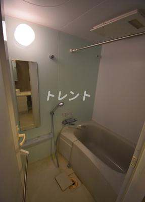 【浴室】パークアビタシオン麻布十番