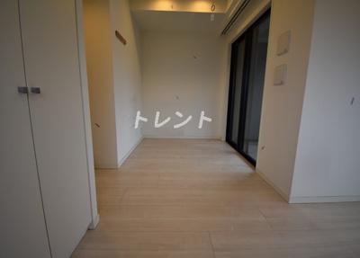 【寝室】パークアビタシオン麻布十番