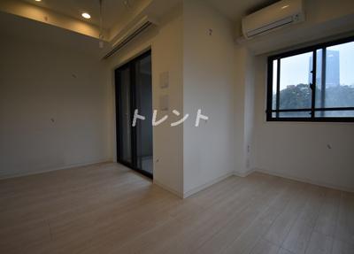 【居間・リビング】パークアビタシオン麻布十番