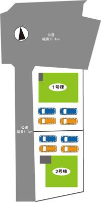 三木市志染町中自由が丘2丁目第6 新築一戸建