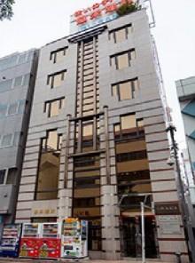 鉄骨鉄筋コンクリート造のがっちりとした建物。