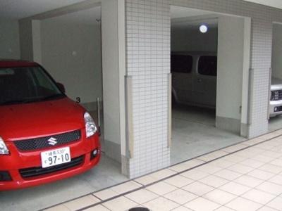 【駐車場】ヴィータローザ新江古田