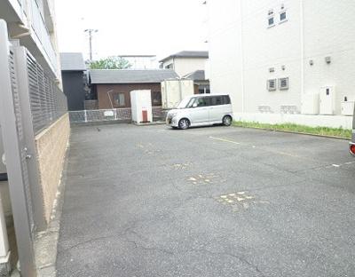【駐車場】ASAHI