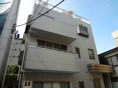 【外観】六本木7丁目ハウス