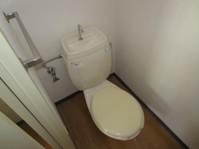 【トイレ】デルニエ