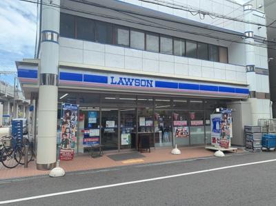 スーパーも近くにあります。