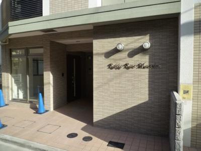 【エントランス】六甲ローズマンション