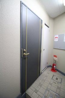 【玄関】二宮町ことぶきビル