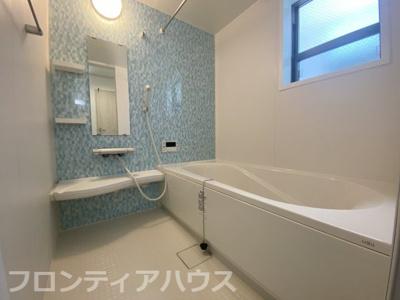 【浴室】ヴェルデ深田町