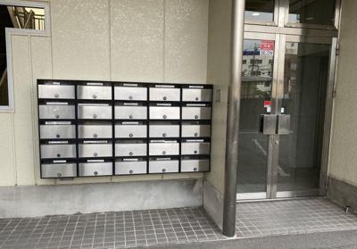 【その他共用部分】浜田町オフィスビルS
