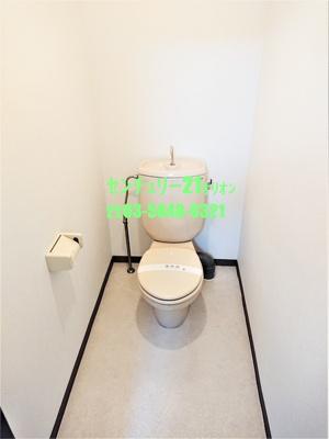 【トイレ】清涼ハイツ(セイリョウハイツ)