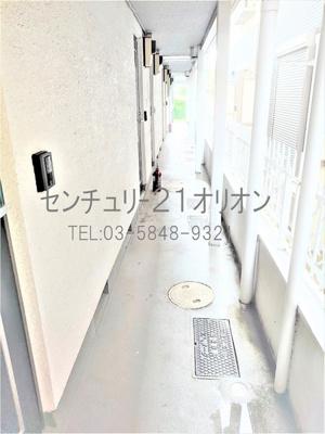 【エントランス】富士見台レジデンスS
