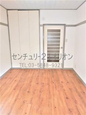 【洋室】富士見台レジデンスS
