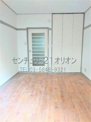 【寝室】富士見台レジデンスS