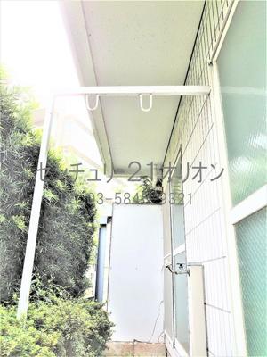 【バルコニー】富士見台レジデンスS