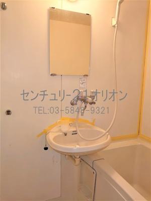 【洗面所】富士見台レジデンスS