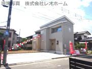 現地写真掲載 新築 前橋市下大島町KⅡ3-1 の画像