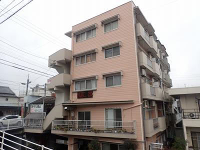 【外観】ガーデン築山