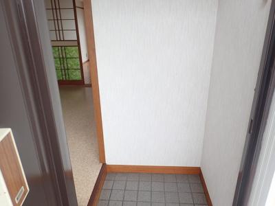 【玄関】ガーデン築山