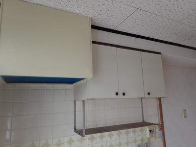 【キッチン】ガーデン築山