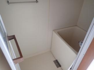【浴室】ガーデン築山