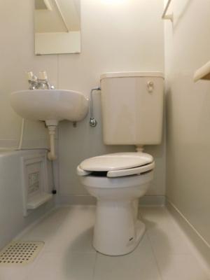 【トイレ】ハウスニジ