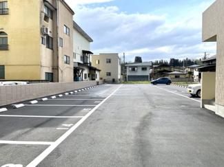 【駐車場】クラニア中央