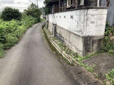 【前面道路含む現地写真】相生市若狭野町野々/中古戸建