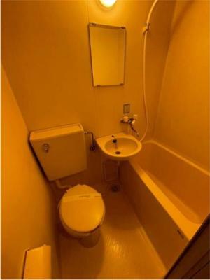 【浴室】菱和パレス淵野辺