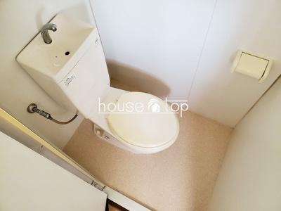 【トイレ】新錦荘