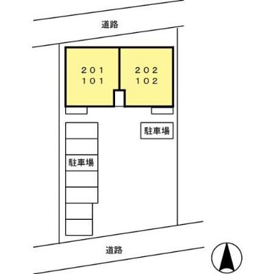 【区画図】シャルマンハイム
