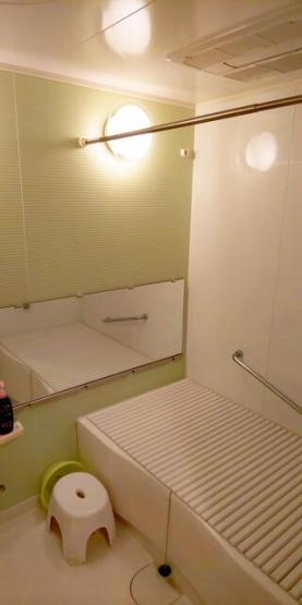 【浴室】コスモ多摩川中野島コートフォルム