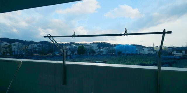 【展望】コスモ多摩川中野島コートフォルム
